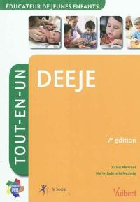 DEEJE, éducateur de jeunes enfants