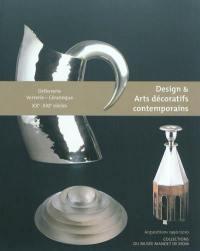 Design & arts décoratifs contemporains