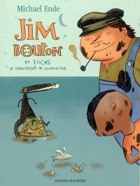 Jim Bouton et Lucas le chauffeur de locomotive, La cité des dragons