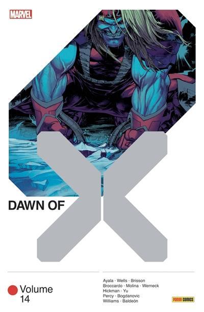 Dawn of X. n° 14,