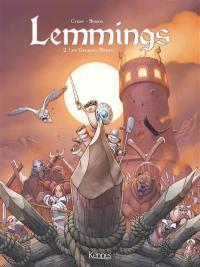 Lemmings. Volume 2, Les gemmes bleues
