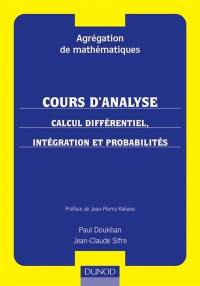 Agrégation de mathématiques. Volume 2, Cours d'analyse
