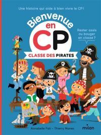 Bienvenue en CP, Classe des pirates