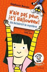 N'aie pas peur, it's Halloween !
