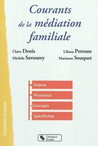 Courants de la médiation familiale