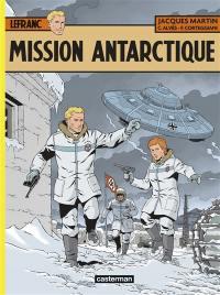 Lefranc. Volume 26, Mission Antarctique