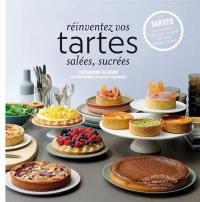 Réinventez vos tartes salées, sucrées