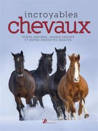 Incroyables chevaux