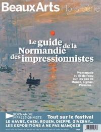 Le guide de la Normandie des impressionnistes