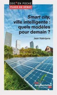 Smart city, ville intelligente