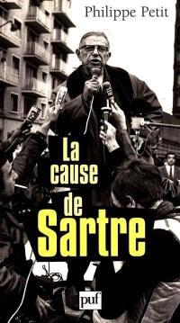 La cause de Sartre