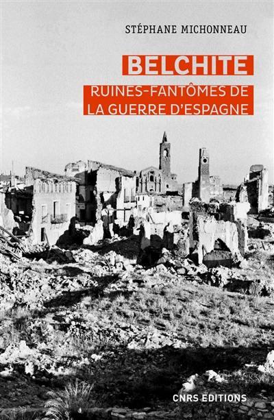 Belchite, ruines fantômes de la guerre d'Espagne