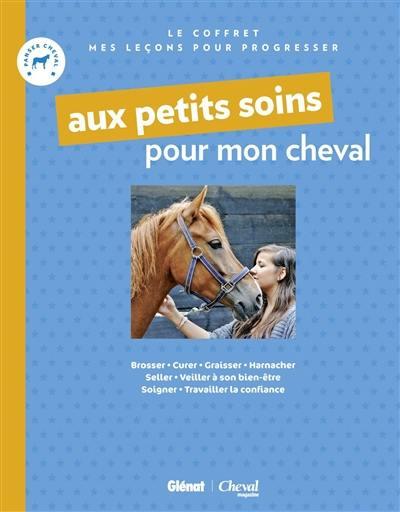 Aux petits soins pour mon cheval