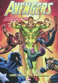 Avengers. Volume 2, Loki, le dieu du mensonge