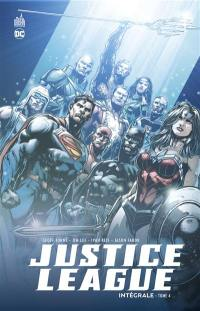 Justice league. Volume 4,