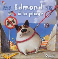 Edmond à la plage