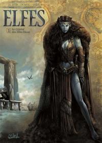 Elfes. Volume 1, Le crystal des elfes bleus