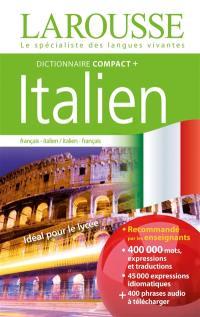 Dictionnaire compact + italien