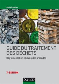 Guide du traitement des déchets