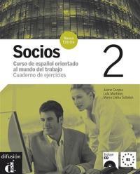 Socios 2, curso de espanol orientado al mundo del trabajo