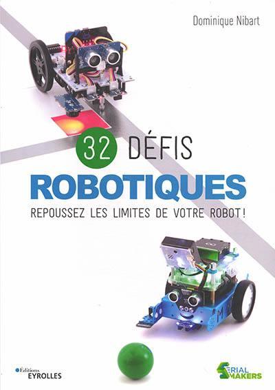 32 défis robotiques