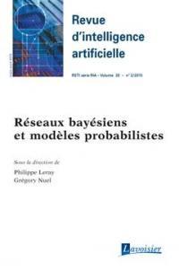 Revue d'intelligence artificielle. n° 2 (2015), Réseaux bayésiens et modèles probabilistes