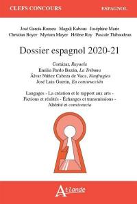 Dossier espagnol 2020-21