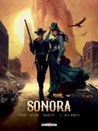 Sonora. Volume 2, Lola Montez