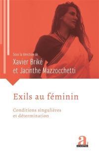 Exils au féminin