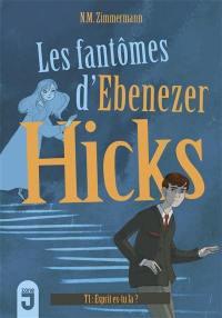 Les fantômes d'Ebenezer Hicks. Volume 1, Esprit, es-tu là ?
