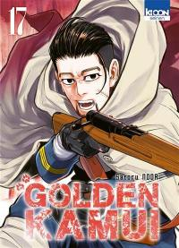 Golden kamui. Volume 17,