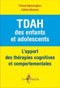 TDAH des enfants et adolescents