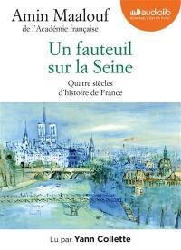 Un fauteuil sur la Seine