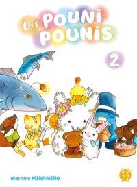 Les Pounipounis. Volume 2,