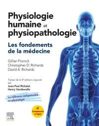 Physiologie humaine et physiopathologie