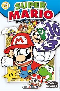 Super Mario. Volume 21,