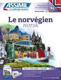 Le norvégien, débutants & faux-débutants, niveau atteint B2
