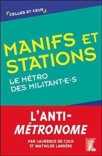 Manifs et stations