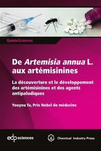De Artemisia annua L. aux artémisinines