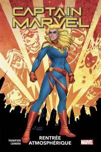 Captain Marvel. Volume 1, Rentrée atmosphérique
