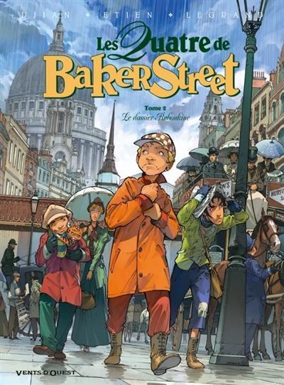 Les quatre de Baker Street. Volume 2, Le dossier Raboukine