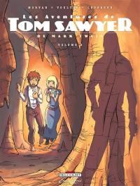 Les aventures de Tom Sawyer, de Mark Twain. Vol. 3