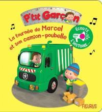 La tournée de Marcel et son camion-poubelle