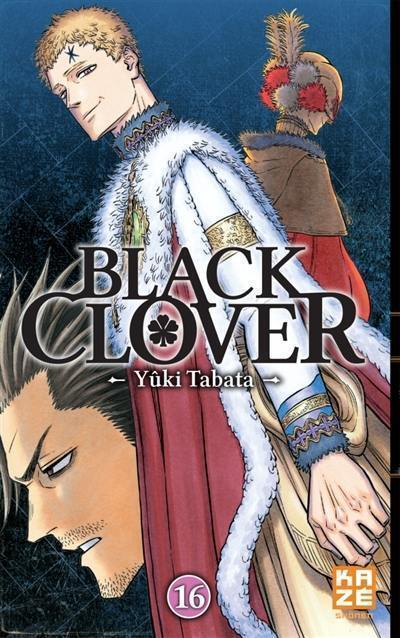 Black Clover. Volume 16,