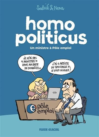 HOMO POLITICUS - TOME 01