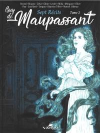 Guy de Maupassant. Volume 2, Huit récits