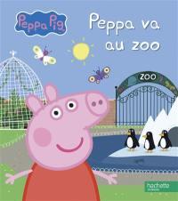 Peppa va au zoo