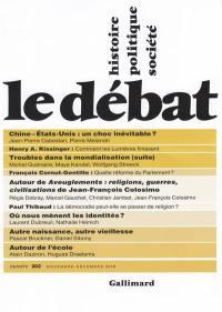 Débat (Le). n° 202,