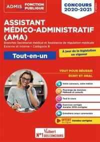 Assistant médico-administratif (AMA)