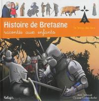 Histoire de Bretagne. Volume 5, Le temps des ducs